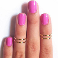 ring size 4 - 100pcs Rings Size Rings Punk Finger Rings for Men and Women Jewelry Silver and Gold Color Rings WR