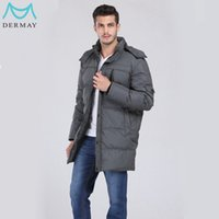 Cheap High Quality Warm Man Winter Duck Down Jacket Long Men Parka Coat With Hood,Plus size 5XL 6XL 7XL 8XL Free Shipping