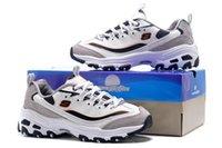 Wholesale Fashion skechers D LITE EXTREME Shape ups Tone ups sports fitness shoes for women eur size