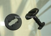 Fastener & Clip best quality washers - 10pcs Best Quality Floor Carpet Mat Clips Twist Lock with Washers floor For E36 E46 E38 E39 X3 X5 M3 M5 M49348
