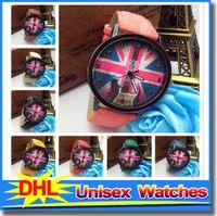 best retro design - Fashion Retro Fashion American Flag Design Women Men Dress Watches Quartz Watch Best Sport Causal Wristwatches