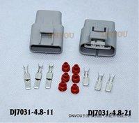 Wholesale Waterproof connectors plug connector DJ7031 splice sensor plug in