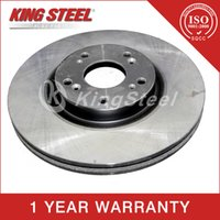 Wholesale Front Axle position Truck Brake Disc for S9A E50 CR V Mk II Japanese Car Spare Parts