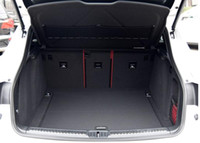 Wholesale Waterproof shockproof PU leather folding car trunk mat For Porsche Macan