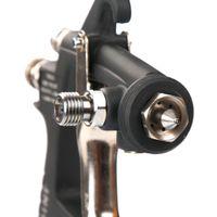 Wholesale Valianto Dual Paint Channels Gravity Feed Air Spray Gun W G Heavy Duty Paint Sprayer Car Spray Paint Gun