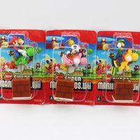 Wholesale Set of Super Mario Brothers Yoshi with Mario Luigi Mushroom Shake Figures Retail