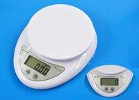 Wholesale Led électronique produits de cuisine numérique échelle échelles de poids de la Balance pondération kg alimentaire Diet Postal