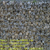 Wholesale Welded Gabion Basket With Redrawing Wire Material