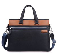 laptop name brand - mens briefcase mens leather bag man bag business office handbag laptop messenger bag designer computer bag brand name handbag korean bag