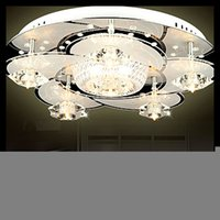 Wholesale Chandeliers Fashion Big Crystal Chandelier Lighting Fixture Antique Brass Large Hanging Light Fitting Tiers For Foyer Hallway