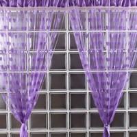 Wholesale Novelty Heart Decor Window Room Line Curtain String Tassel Door Curtain Divider String Curtain DHL