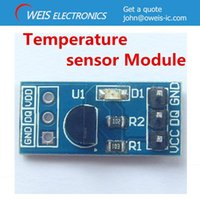 Wholesale XD A DS18B20 New temperature module temperature sensor module New