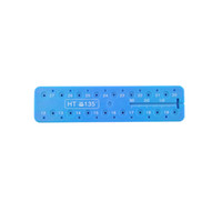 Cheap Brand New Endo Block ProTaper Files Measuring Tools Accessory Endodontic Ruler