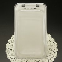 Wholesale Crystal Packing Box Package For Cell phone Leather Wallet Case Back Cover For Samsung S5 Note3 quot iPhone Retail Crystal Packaging