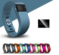 Wholesale Tw64 Smartband Smart bracelet Wristband Fitness tracker Bluetooth fitbit flex Watch for ios android better than mi band DHL