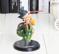 art z - 17CM Dragon Ball Z fantastic arts action figure toy Gokou Shenron set collection