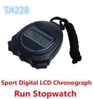 Cheap Sport Digital LCD timer Best TA228 run stopwatch