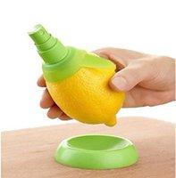 best orange juicer - 2pcs Set Citrus Lemon Fruit Mist Sprinkling Extractor Juicer Spray for Lemon Orange Grapefruits Best Manual Juicers in Kitchen