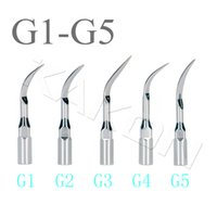 best scale - HOT BEST G1 G2 G3 G4 G5 totally Dental Ultrasonic Scaler Tips scaling tips handpiece Compatible with EMS and Woodpecker