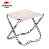 aluminum step stools - ishing Fishing Chairs Naturehike Outdoor Portable Oxford Aluminum Step Stool Folding Fishing Chair Camping Chair Seat Beach Picnic Campin