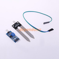 Wholesale Soil Hygrometer Humidity Detection Module Moisture Water Sensor for Arduino A5