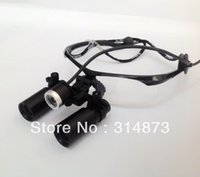 Wholesale High quality X Binocular Medical Surgical Loupes with LED Headlight for Brain Surgery Vascular anastomosis operation Others