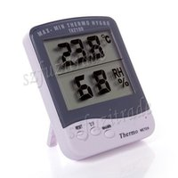 automatic humidity control - Digital LCD Display House Indoor Outdoor Temperature Tester Thermometer Humidity Sensor Hygrometer Automatic Control AHA00166