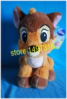 bambi cartoon - cm inch Lovely cartoon little deer bambi plush stuffed dolls for kids Bambi plush toys