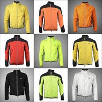 Wholesale 2014 New TOUR DE FRANCE Reflective Breathable Bike Bicycle Cycling Cycle Long Sleeve Wind Coat Windcoat Jersey Jacket A2