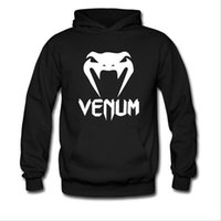 autumn sweaters - Spring Autumn Winter Sweatshirt hoodie New Snakes snakeheads MMA fleece sweater venumm pullover sweater