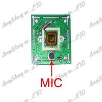 Cheap Super CCTV CMOS 1089 600TVL High Resolution PCB Board CCTV cameras Module Security Camera MIC