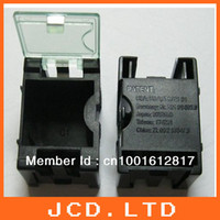 Wholesale DIY Anti static SMD SMT Electronic Component Mini storage box Black