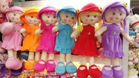baby gifts factories - MOQ20PCS Lucky toy factory direct selling JX2606 cm colorful sun flower plush dolls for girls toys gifts