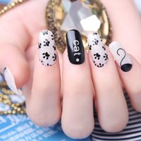 Wholesale Cat pattern hot design Nail wraps Manicure Decor Tools Nail sticker Decals Nails Sticker Design Art decorations full Cover patch