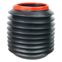 Wholesale Heat Resistant Plastic Multifunctional Collapsible Trash Can