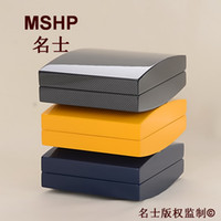 Wholesale High quality Muliple layers of high gloss piano lacquer finish Eyeglass cases spectacle case glasses display box