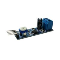 amplifier input resistance - LM386 Audio Amplifier Module Times V V Input K Resistance T1602 W0 SYSR