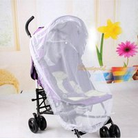 Wholesale New Baby s Stroller Summer Mosquito Net Lacework Breathable Pest Control Cover