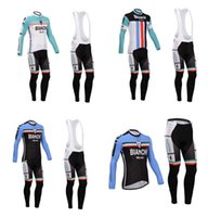 bianchi - 2014 Cycling Jersey maillot bianchi Jersey Ropa equipaciones Ciclismo Quick Dry Cycling Clothing Sportwear GEL Pad SIZE XS XL