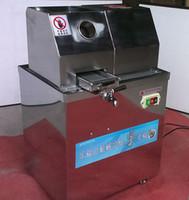 Wholesale desktop sugar cane juicer V V commercial stainless steel roller sugar cane juicer sugar cane press mill juicing machine