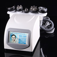 cellulite machine - New Tripolar RF Face Body Contour Ultrasonic Cavitation in1 Cellulite Machine