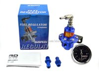 Wholesale SARD Racing Fuel Pressure Regulator universal fitment Adjustable have stocked and ready to ship