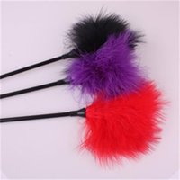 Wholesale Feather philadelphian color novelty toy fun furniture adult supplies