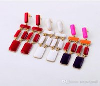 Wholesale Fashion Brincos accessories personalized elegant drop earrings female Factory A3