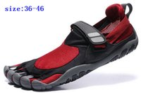 five finger shoes - Five Fingers Shoes Outdoor Athletic shoes M346 KSO Trek Fitting Tips Rock Climbing Hiking Sports Shoes for man Five Fingers