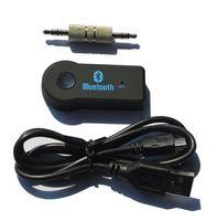 Acheter Bluetooth edup-EDUP EP-B3511 Car MP3 Bluetooth Receiver Transmitter V 3.0 Mains gratuit récepteur de musique stéréo sans fil audio avec A2DP multimédia