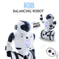 Wholesale RC Robot Cars Toy Dance Boxing Multifunction Remote Control Robots Smart Services Full Time Nanny Toys For Kids Gift Brinquedos