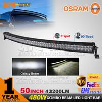 Cheap OSRAM LIGHT BAR Best led driving light bar