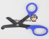 bandage scissors - 5PCS Prestige Bandage Paramedic Medical Scissor Military EMT First Aid Belt Gauze Stainless Steel Dedicated Shears order lt no tra
