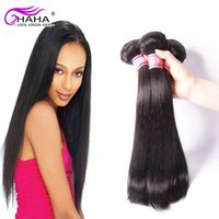 best hair products for weave - Queen Hair Products Peruvian Virgin Hair Straight Best inch Peruvian Straight Virgin Hair Remy Human Hair Weave Bundles For Sale